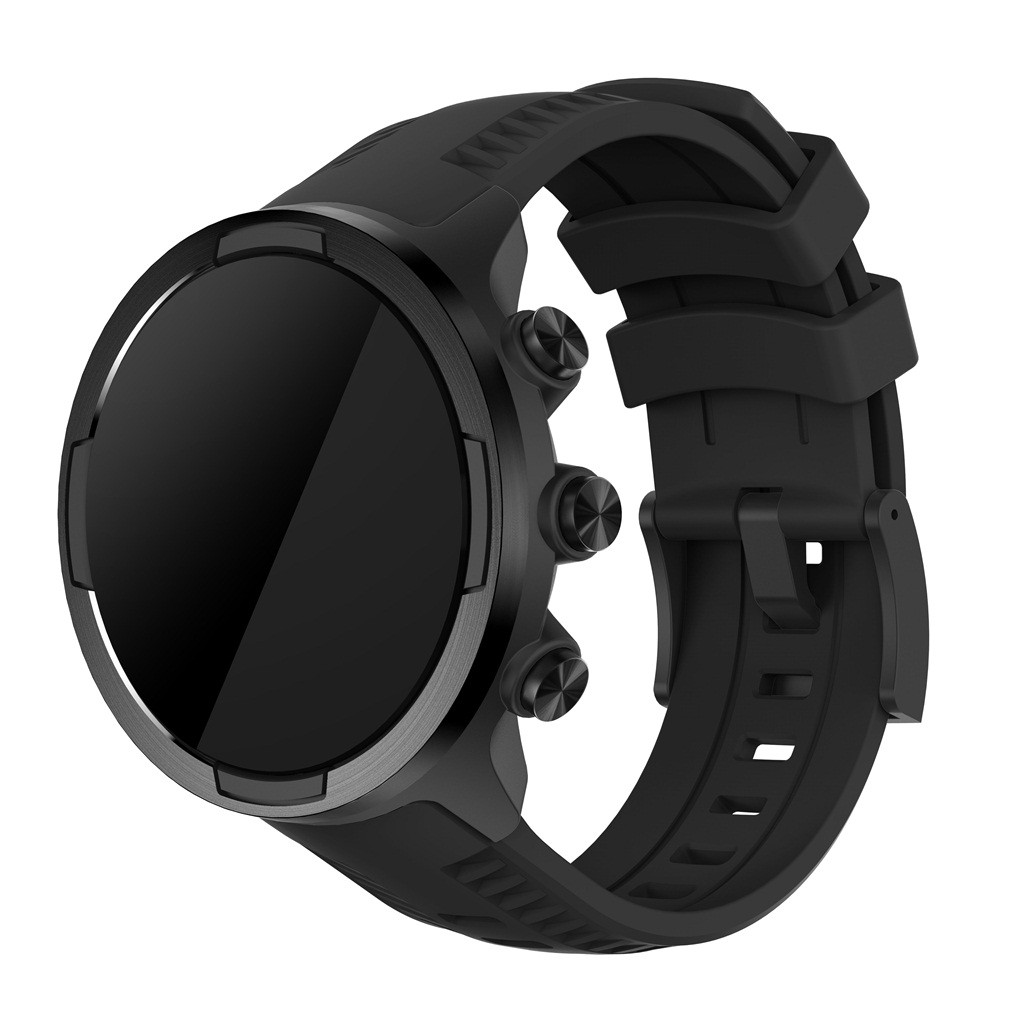Indexbild 13 - Für SUUNTO 9 / Baro Smartuhr Uhrenarmband Sport Silikon Ersatz Armband