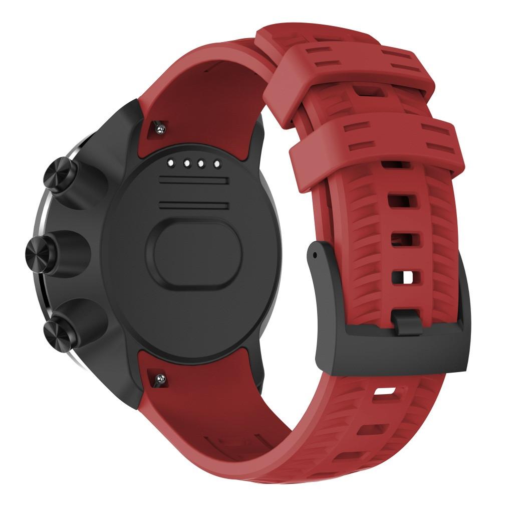 Indexbild 16 - Für SUUNTO 9 / Baro Smartuhr Uhrenarmband Sport Silikon Ersatz Armband