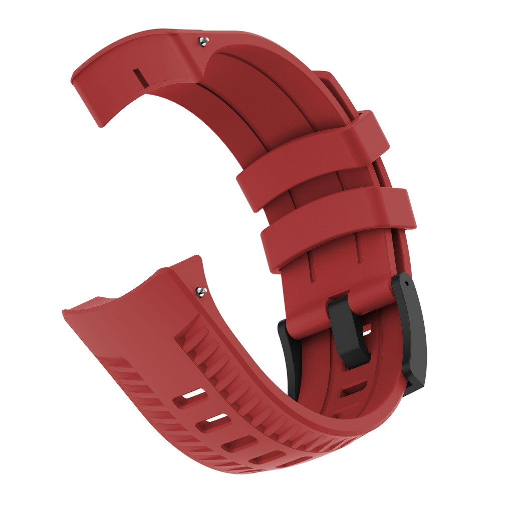 Indexbild 17 - Für SUUNTO 9 / Baro Smartuhr Uhrenarmband Sport Silikon Ersatz Armband