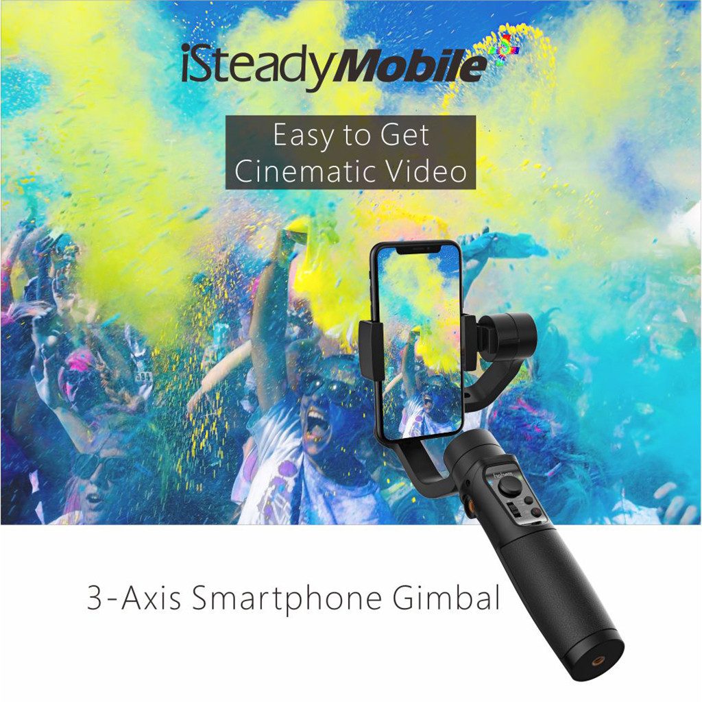 Handheld Smartphone Gimbal Upgraded Balance Arm Hohem iStead
