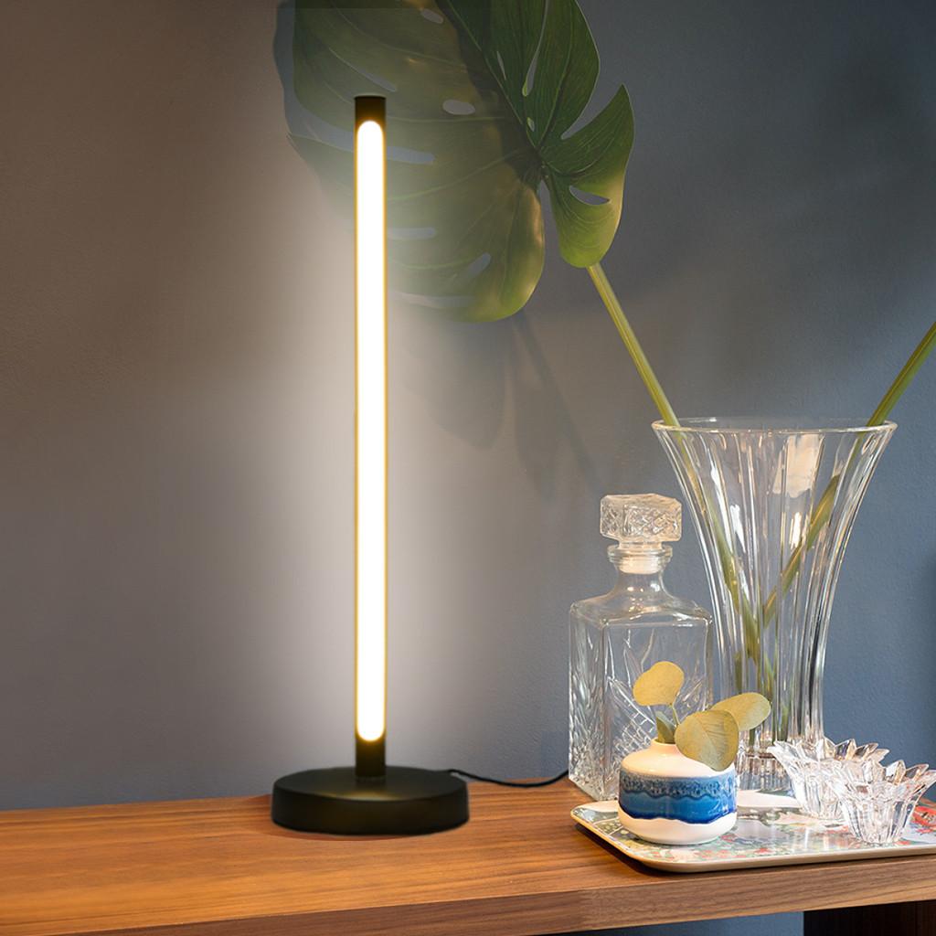 LED Feel Switch Table Lamp Reading Lamp Office Lamp Warm Light Desk Lamp