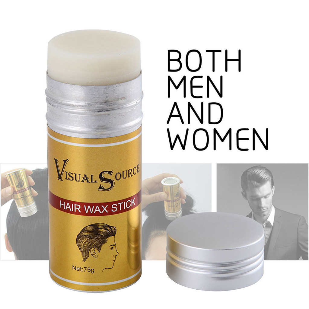 Visualsource Hair Wax Stick Men And Women Hair Styling Head Styling Wax
