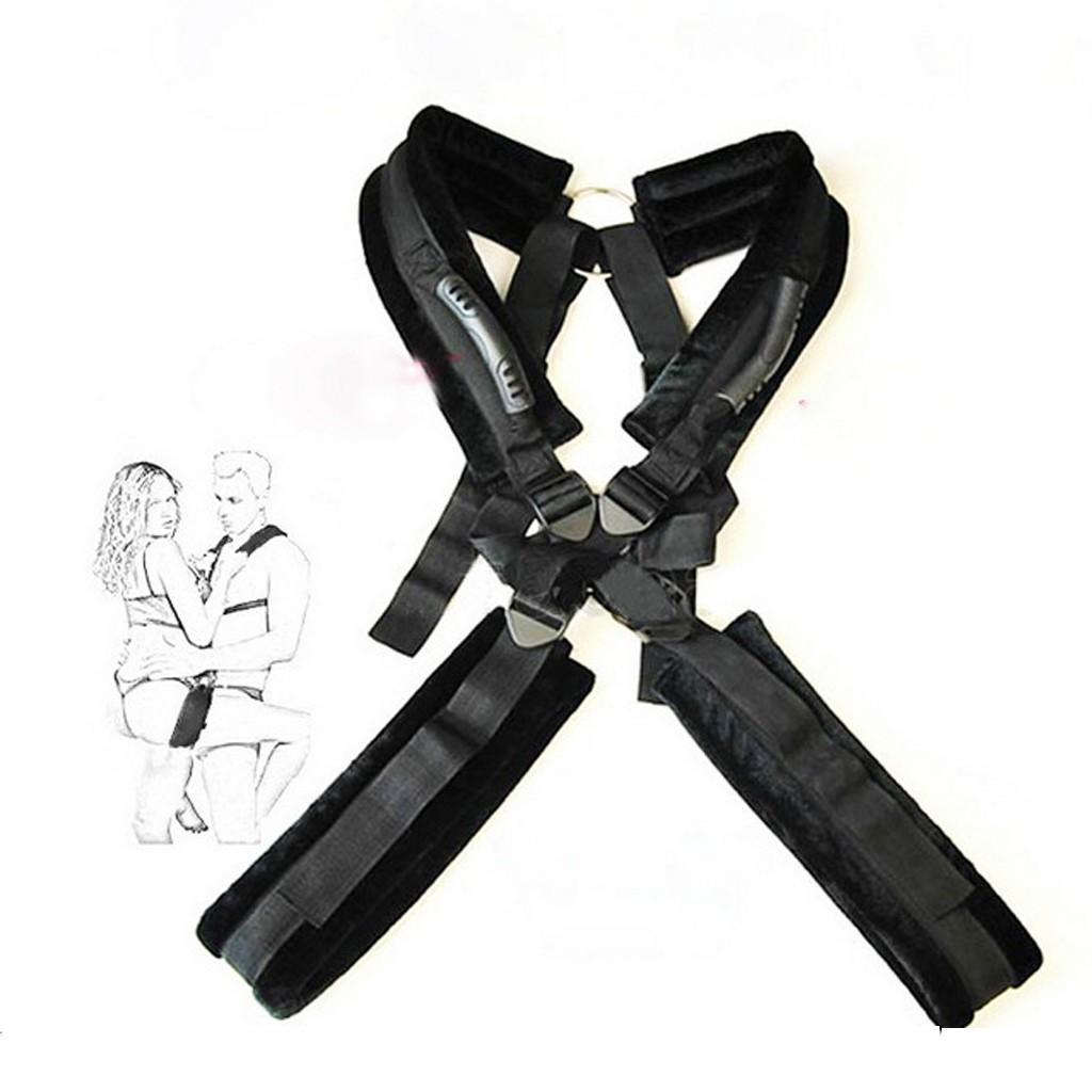 Passionate Romantic Shoulder Swing Sex Game Belt Widen Thickest Comfortable Adjustable Shoulder Strap