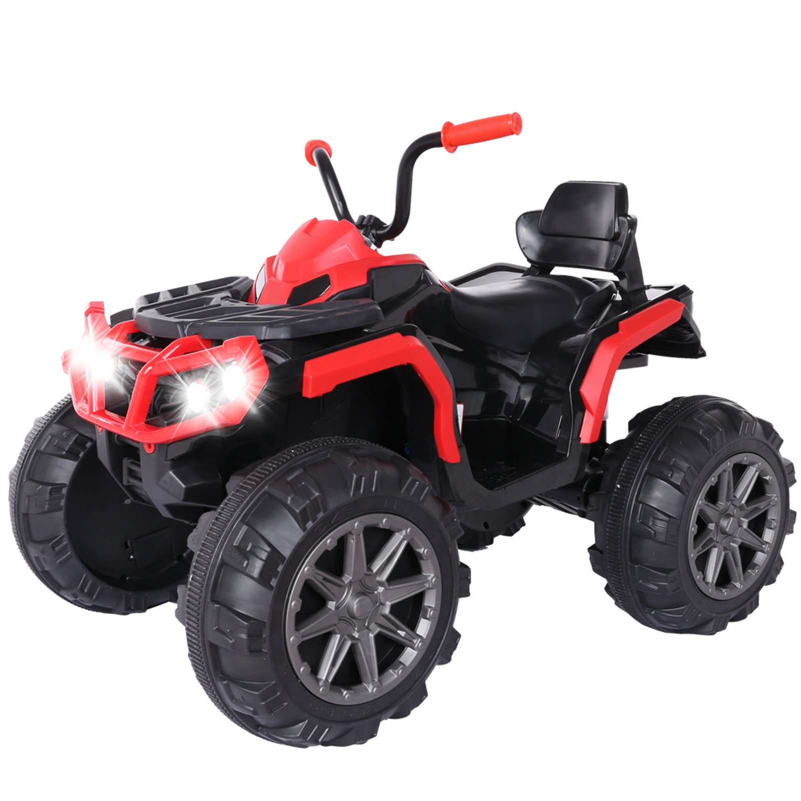 2.4G 4WD Off-road RC Car Manned Truck Dual Mode Support Ride-on Car